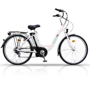 développement et commercialisation de vélos électriques