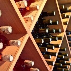 Cave à vin et petite restauration