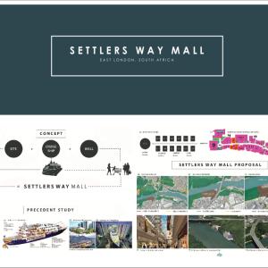 Settler's Way Mall