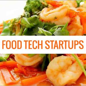 Confidentiel Food Tech App